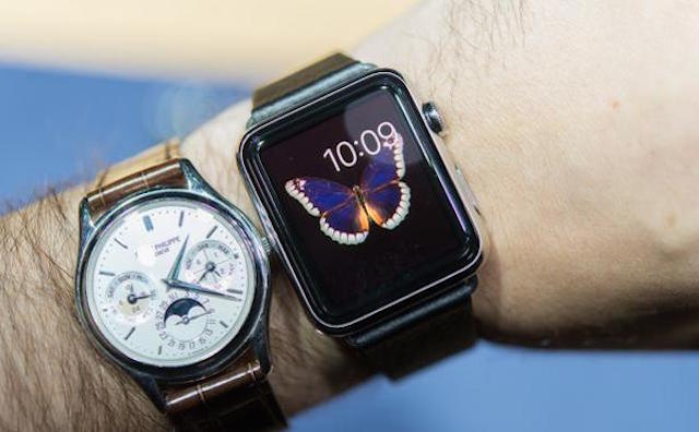 Apple Watch vs Patek Philippe-1
